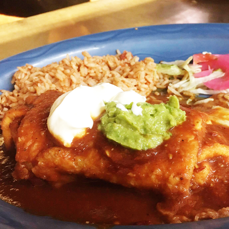Outrageous Chimi