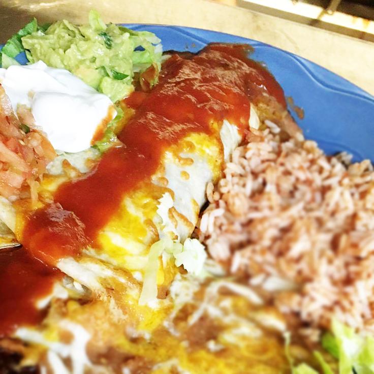 Burrito Muchacho